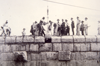 Workers complete Austin Dam in 1893