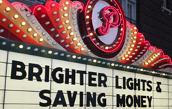 save on energy-efficient lighting