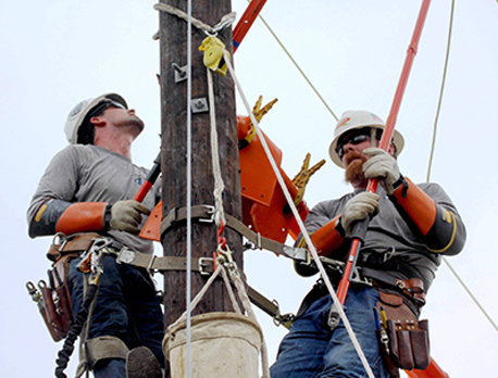 Lineworker Rodeo