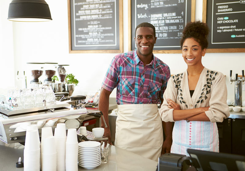 Save Money, Energy, and Water with Small Business Outreach Program