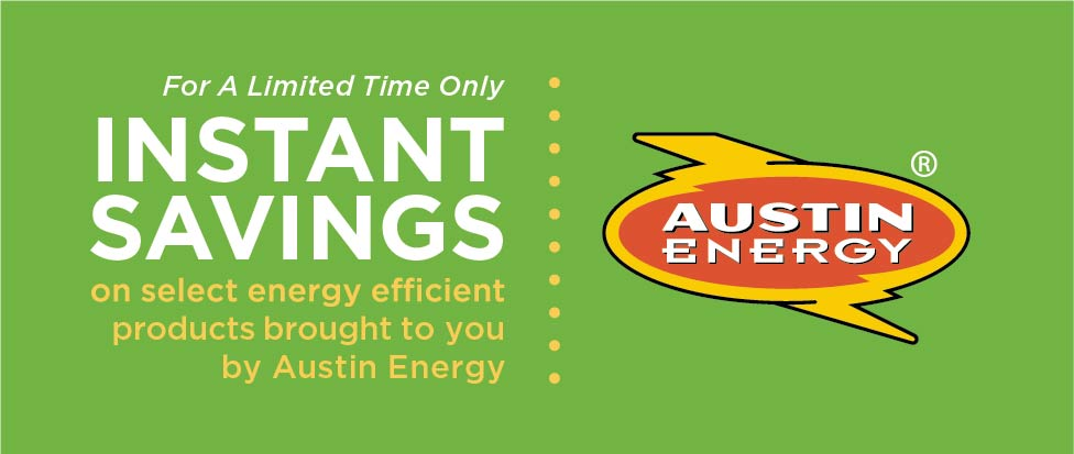 Austin Energy Instant Savings store logo