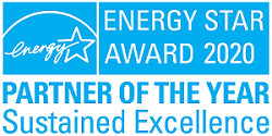 ENERGY STAR 2020 Partner of the Year Sustained Excellence logo