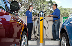 businesses can install charging stations